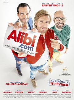 Affiche du film Alibi.com