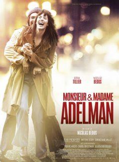 Affiche du film Monsieur Et Madame Adelman