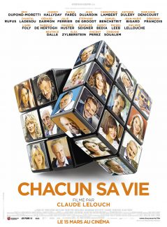 Affiche du film Chacun Sa Vie