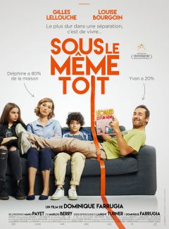 Affiche du film Sous Le Meme Toit