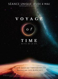 Affiche du film Voyage Of Time Au Fil De La Vie