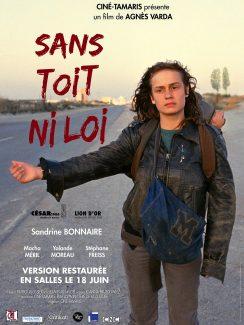 Affiche du film Sans Toit Ni Loi