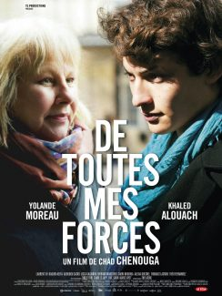 Affiche du film De Toutes Mes Forces