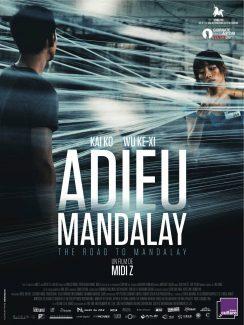 Affiche du film Adieu Mandalay