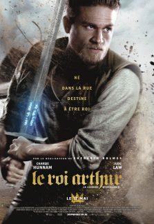 Affiche du film Le Roi Arthur La Legende D'Excalibur