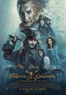 Affiche du film Pirates Des Caraibes: La Vengeance De Salazar