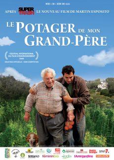 Affiche du film Le Potager De Mon Grand-Pere