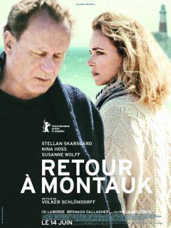 Affiche du film Retour A Montauk