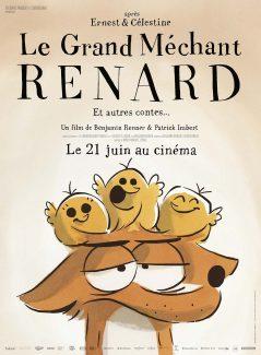 Affiche du film Le Grand Mechant Renard Et Autres Contes