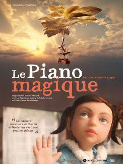 Affiche du film Le Piano Magique
