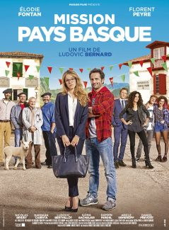 Affiche du film Mission Pays Basque