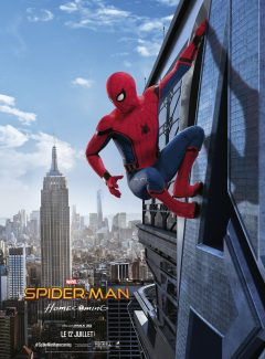 Affiche du film Spider-Man Homecoming