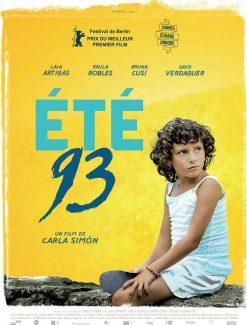 Affiche du film Ete 93