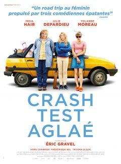 Affiche du film Crash Test Aglae