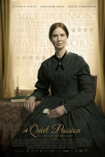 Affiche du film Emily Dickinson A Quiet Passion