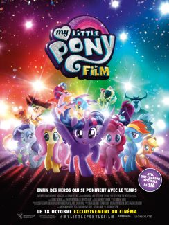 Affiche du film My Little Pony