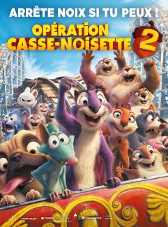 Affiche du film Operation Casse Noisette 2