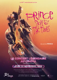 Affiche du film Prince Sign O The Times