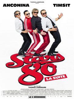Affiche du film Stars 80... La Suite