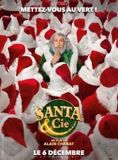 Affiche du film Santa & Cie