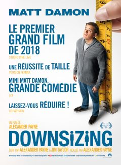 Affiche du film Downsizing