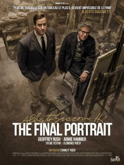 Affiche du film Alberto Giacometti The Final Portrait