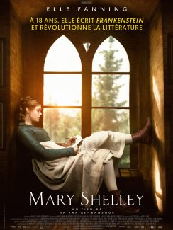 Affiche du film Mary Shelley
