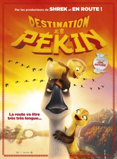 Affiche du film Destination Pekin