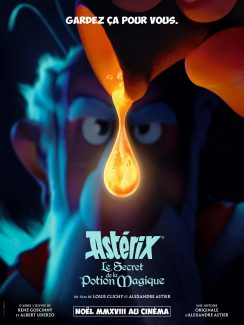 Affiche du film Asterix - Le Secret De La Potion Magique