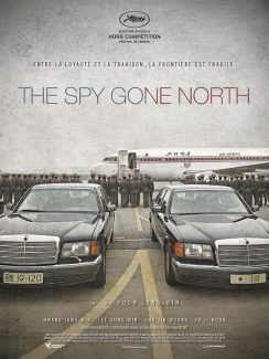 Affiche du film The Spy Gone North